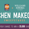 Food Network $5,000 Kitchen Makeover Sweepstakes