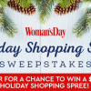 Woman's Day Holiday Shopping Spree Sweepstakes