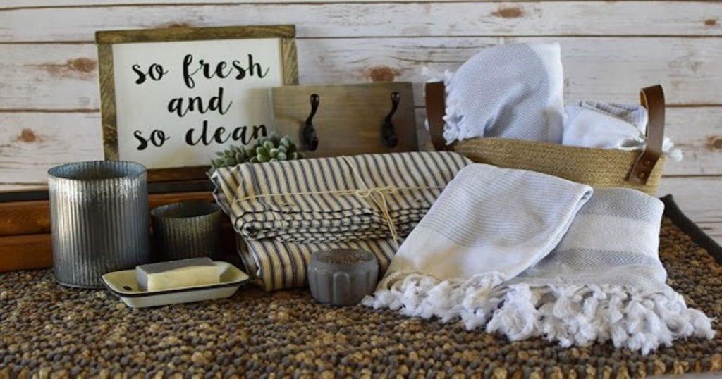 Bathroom Decor Kit Giveaway Julie S Freebies