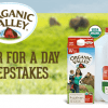 Organic Valley Milk Farmer for a Day Sweepstakes