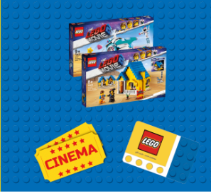 Chiquita The Lego Movie 2 The Second Part Sweepstakes Julie S