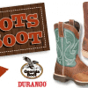Murdoch's Boots to Boot Sweepstakes