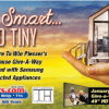 Get Smart, Go Tiny Sweepstakes