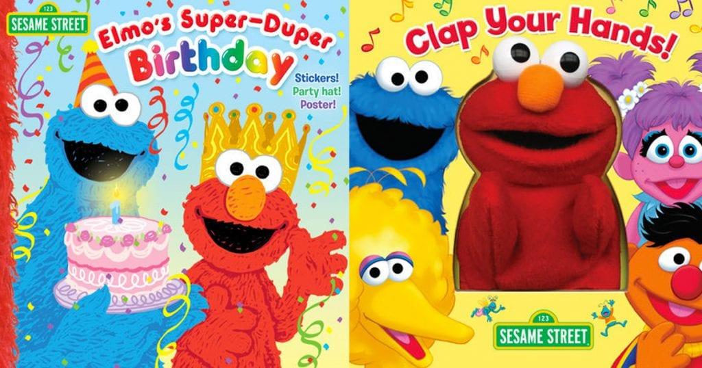Elmo's Birthday Sweepstakes 2019 - Julie's Freebies
