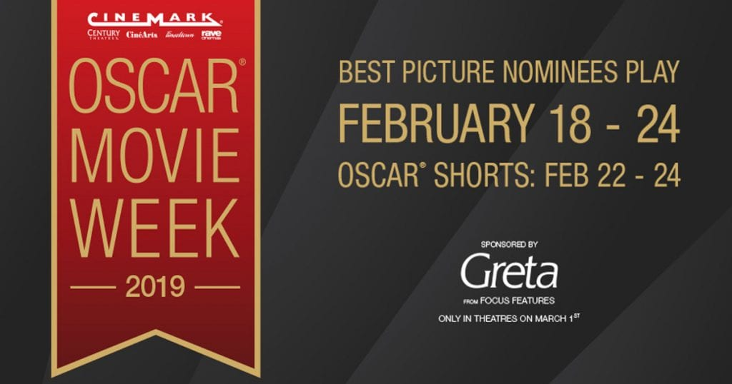 The Cinemark Movie Week Sweepstakes & Instant Win Game - Julie's