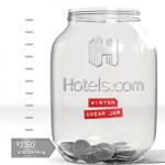 Hotels.Com WinterSwearJar Sweepstakes