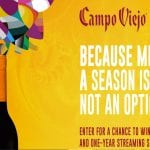 Campo Viejo Viewing Party Sweepstakes