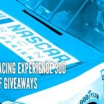 The NASCAR Racing Experience 300 - 28 Days of Giveaways