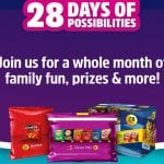 Frito-Lay Variety Packs 28 Days of Possibilities Sweepstakes and Instant Win Game