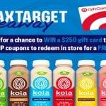 Koia X Target Giveaway