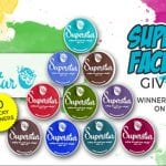 SuperStar Face Paint Giveaway