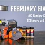 Walton's February Giveaway