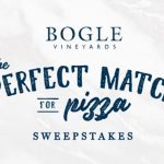 The Bogle Perfect Match Sweepstakes