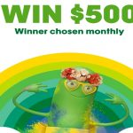 The Cricket Color Run National Sweepstakes