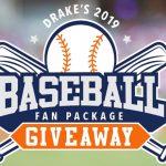 Drake's Cake Baseball Fan Package Giveaway