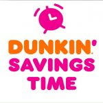 Fall Dunkin' Savings Time Sweepstakes & Instant Win Game