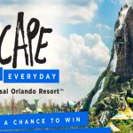HGTV Escape Your Everyday to Universal Resort Sweepstakes