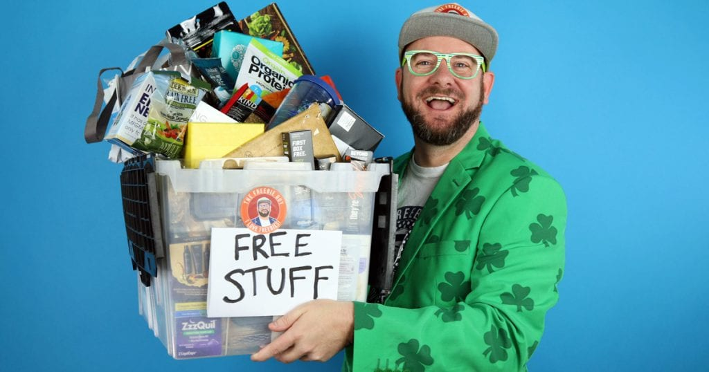 FREEBIE FRIDAY - Free Stuff & Giveaways Round Up- March 1, 2019