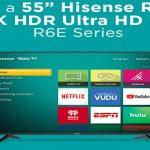 iHeartRadio & Hisense Roku TV Giveaway