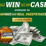 The Longhorn Savings Made Real Sweepstakes