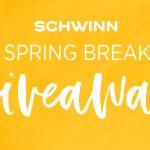 Schwinn Spring Break Giveaway
