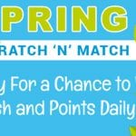 VIP Voice Spring Scratch n' Match Instant Win Game