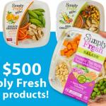 Farm Star Simply Fresh Sweepstakes