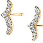 Sylvie Diamond Earrings Giveaway