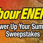 """The 5-hour ENERGY® """"Power Up Your Summer"""" Sweepstakes"""