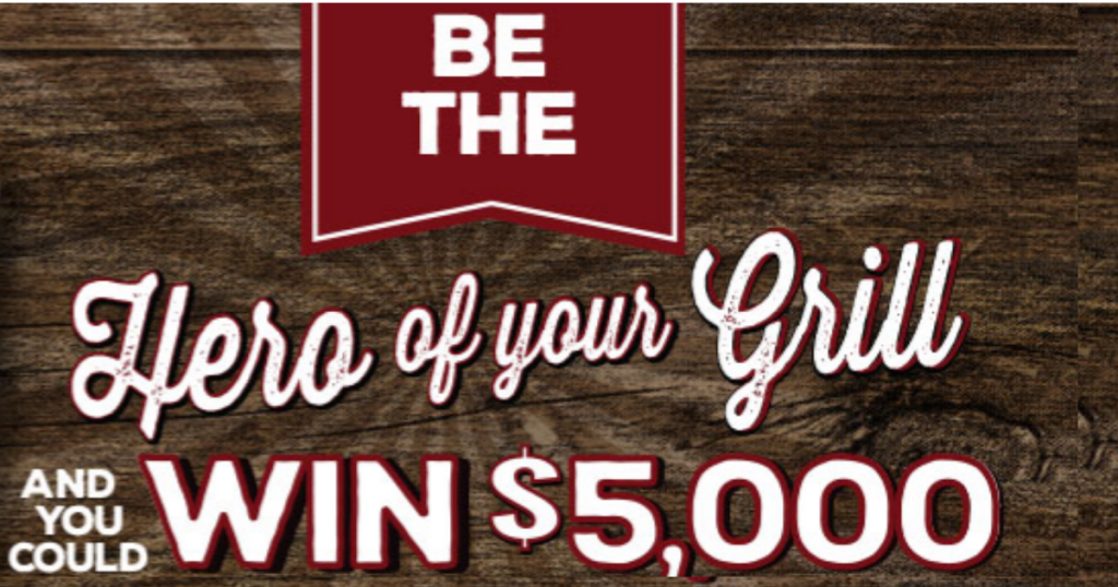 """The Smithfield """"Grilling Hero"""" Instant Win Game"""