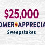HSN $25,000 Customer Appreciation Sweepstakes