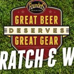 Founders Great Beer Memorial Day Sweepstakes & Instant Win Game