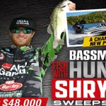 """The """"Fish with Hunter Shryock"""" Sweepstakes"""
