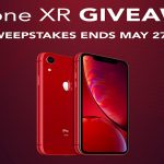 iPhone XR Giveaway