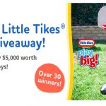 The Ultimate Little Tikes Sports Package Sweepstakes