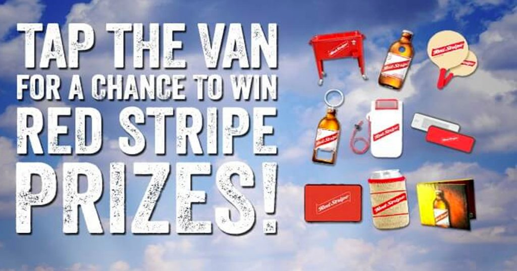 Red Stripe Shoreline Sweepstakes & Instant Win Game - Julie's Freebies