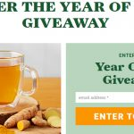 The Republic of Tea Year of Tea Sweepstakes