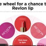 Revlon Lip Boldly Sweepstakes & Instant Win Game