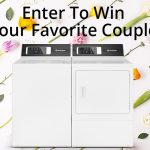 Speed Queen Washer & Dryer Couple Appreciation Giveaway