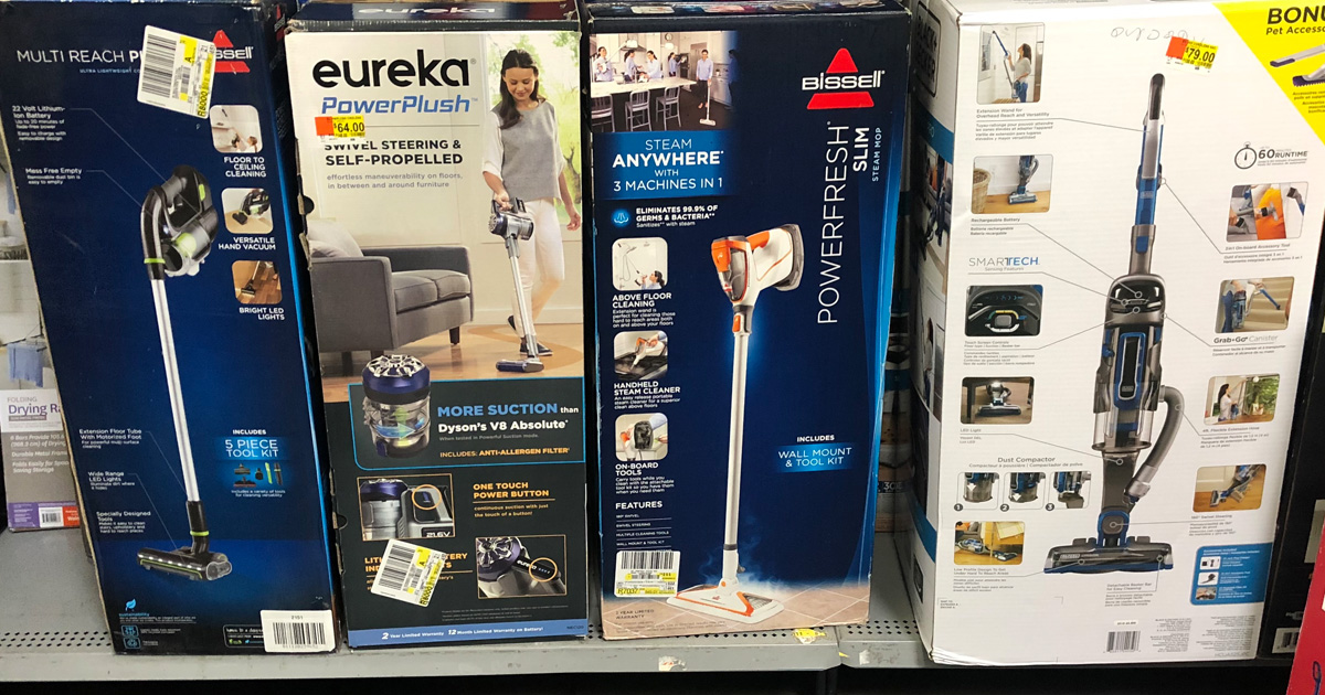 Walmart Vacuum Clearance - Up to 90% Off Dyson, Shark & more