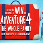 The Babybel and The Laughing Cow 2019 Adventure 4 the Whole Family Instant Win Game