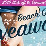 Beach Gear Giveaway