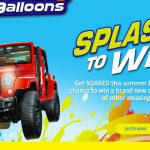 Bunch O Balloons Splash to Win Sweepstakes & Instant Win Game