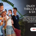 Ride and Refresh With Coke & Six Flags Instant Win Game