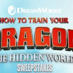 Dippin' Dots How to Train Your Dragon Sweepstakes
