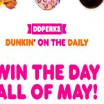 Dunkin' On the Daily Instant Win Game
