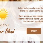 Whole Blends Find Your Blend Sweepstakes