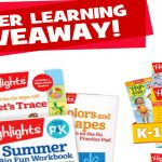 """The """"Highlights Summer Learning"""" Giveaway"""