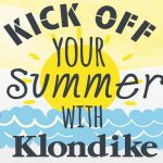 Kick Off Your Summer with Klondike Sweepstakes