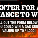 """Kroger """"Thrill of the Grill"""" Sweepstakes"""